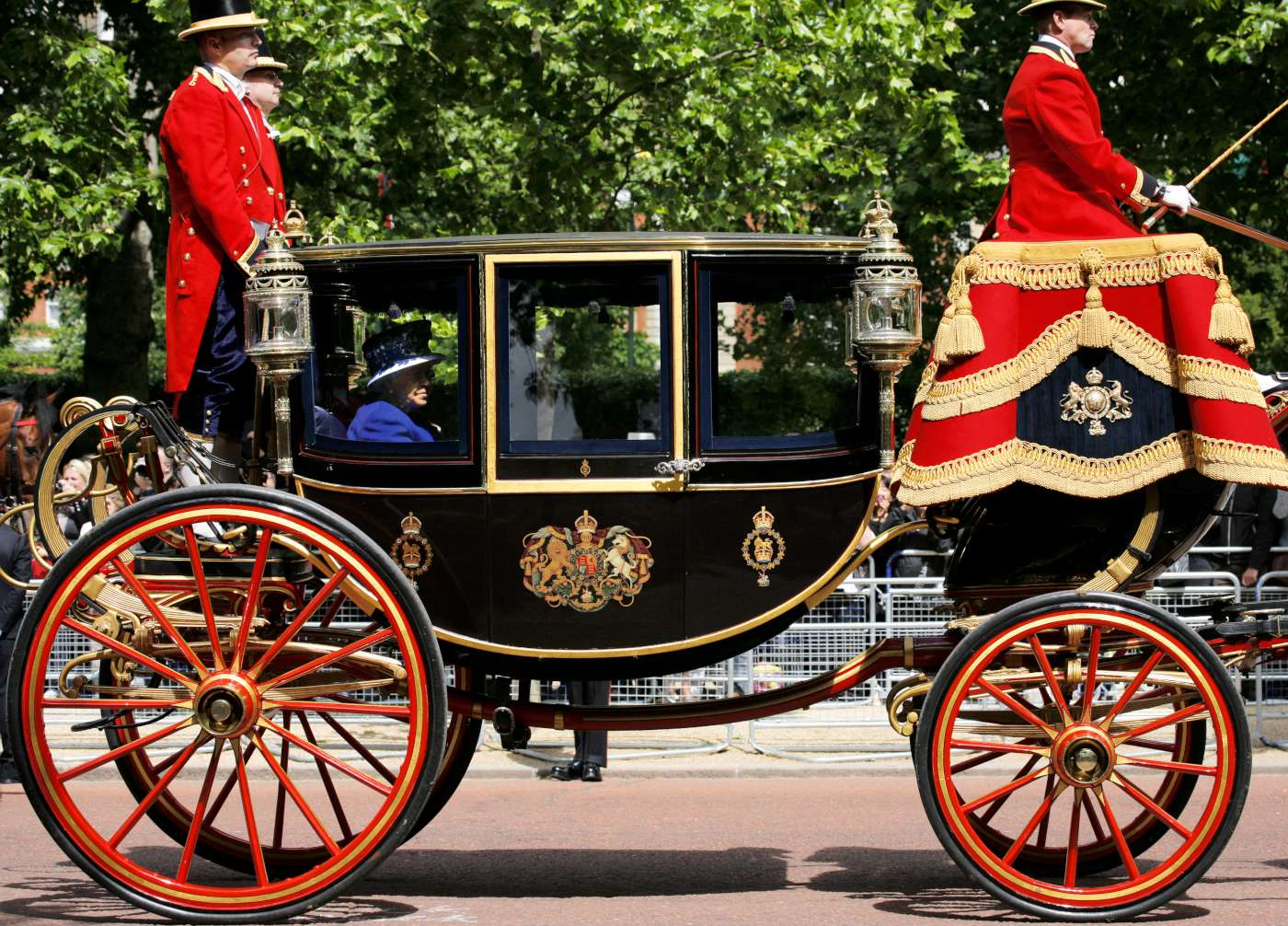 Λονδίνο Δρώμενα Queen΄s Birthday Parade - Trooping the Colour