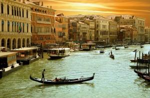 Το Μεγάλο Κανάλι της Βενετίας