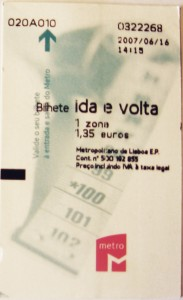 lisavona metro tickets