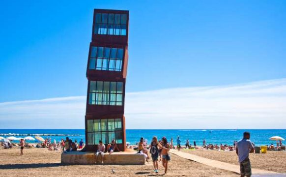 Barceloneta Beach-600